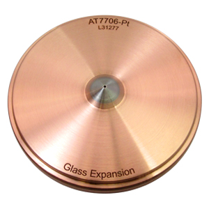 Platinum Sampler Cone for Agilent 7700/7800/7900/8800/8900